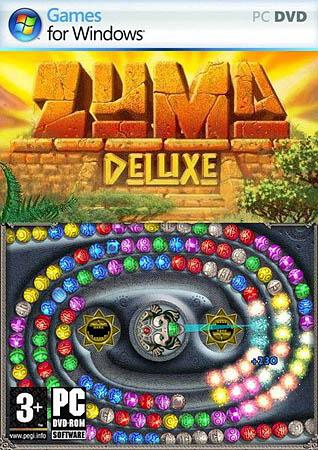 Zuma Deluxe pc dvd-ის სურათის შედეგი